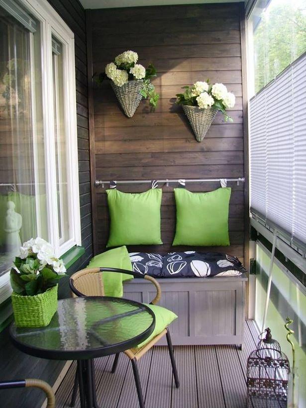 Balkon Design Ideen