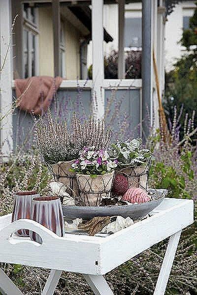 balkon ideen herbst. Black Bedroom Furniture Sets. Home Design Ideas