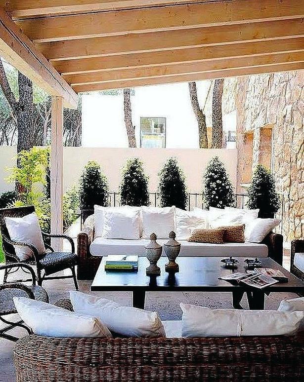 Dekoration Fur Die Terrasse