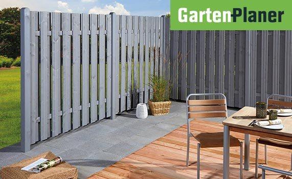 Garten Gunstiger Sichtschutz