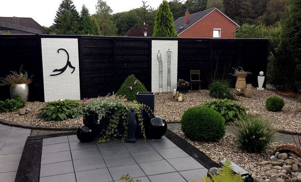 Gartengestaltung abgrenzung zum nachbarn for Gartengestaltung zum nachbarn