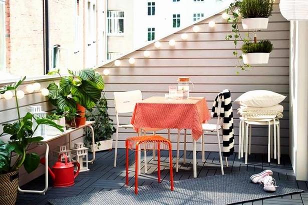 Ikea Balkon Ideen