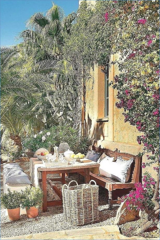 Mediterrane Terrasse Gestalten