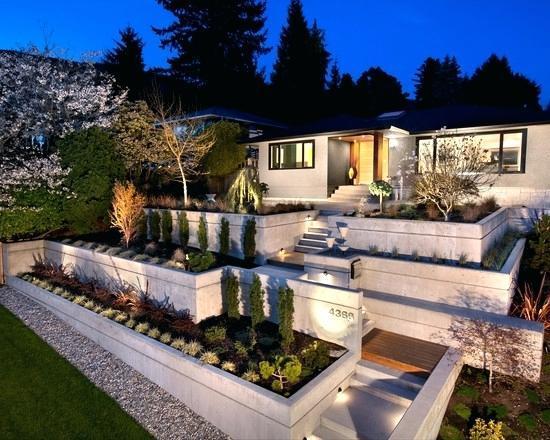 Terrasse Mit Hang Gestalten