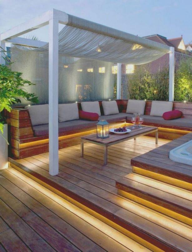 terrasse modern gestalten. Black Bedroom Furniture Sets. Home Design Ideas