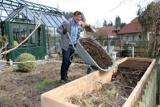 Gartengestaltung hochbeet