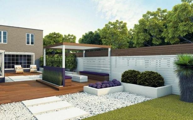 garten anlegen modern. Black Bedroom Furniture Sets. Home Design Ideas