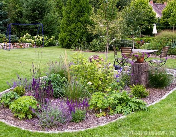 Garten Beet Neu Bepflanzen