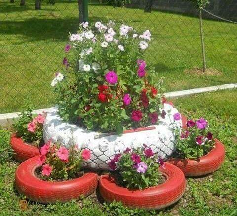 Garten Blumen Ideen