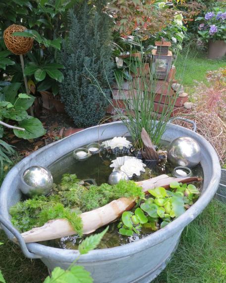 Garten Dekorieren Ideen