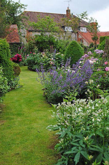 Garten Landschaftsbau Englisch