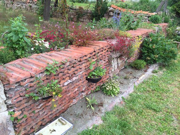 Garten trockenmauer - Trockenmauer im garten ...