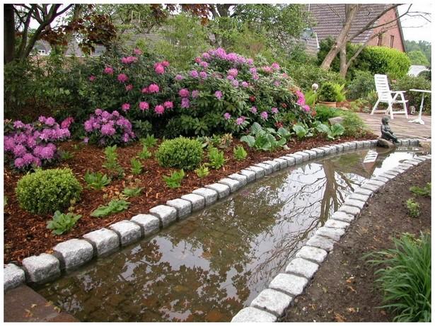 Gartengestaltung Bachlauf