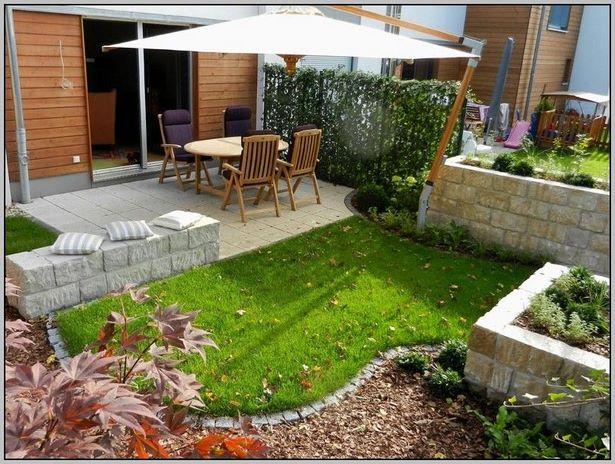 Gartengestaltung Fur Reihenhauser