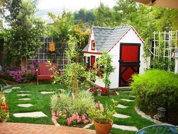 Gartengestaltung Ideen Fur Kleine Garten