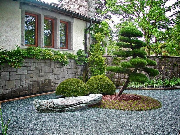 gartengestaltung mit bonsai. Black Bedroom Furniture Sets. Home Design Ideas