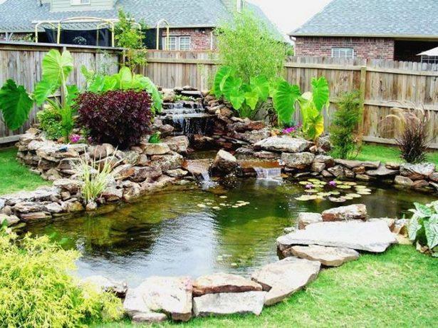 Gartengestaltung Teich