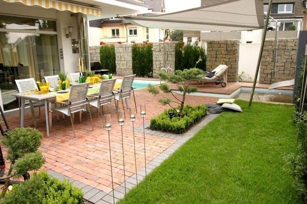 Schöne Terren Und Gartengestaltung | Gartengestaltung Terrasse