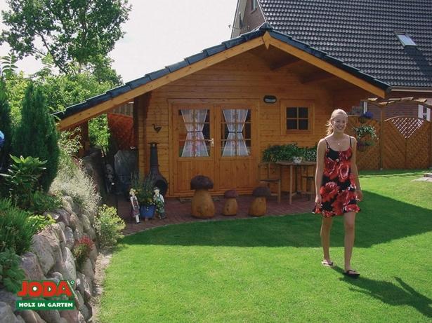 Gartenhauschen Gestalten