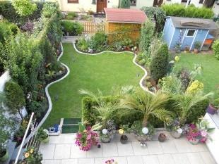 Idee Gartengestaltung