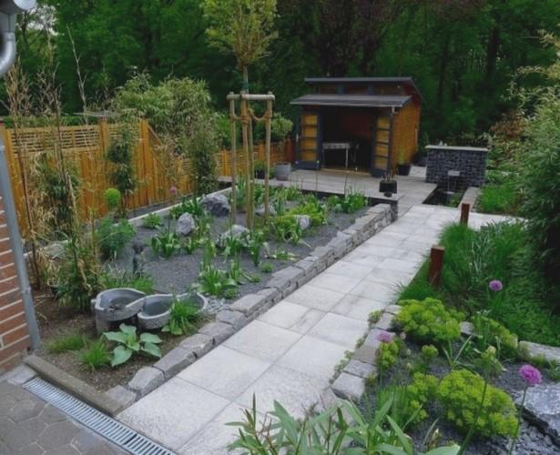 Kleine gärten gestalten ohne rasen