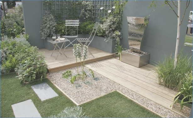 Kleine g rten modern for Gartengestaltung klein