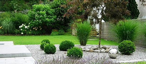 Moderne bepflanzung garten for Gartengestaltung modern design