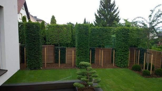 Moderne sichtschutz garten - Sichtschutzwande fur terrassen ...