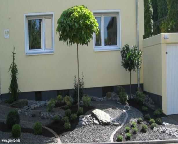 Reihenhaus vorgarten gestalten - Gestaltung vorgarten reihenhaus ...