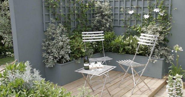Schöne Sitzplätze Im Garten Bilder
