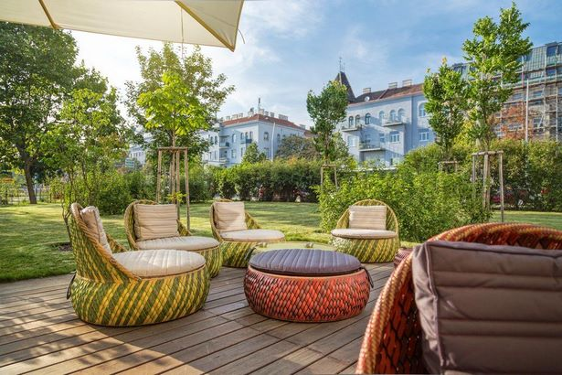 Relax Im Grünen: Sitzecken Im Garten Bilder