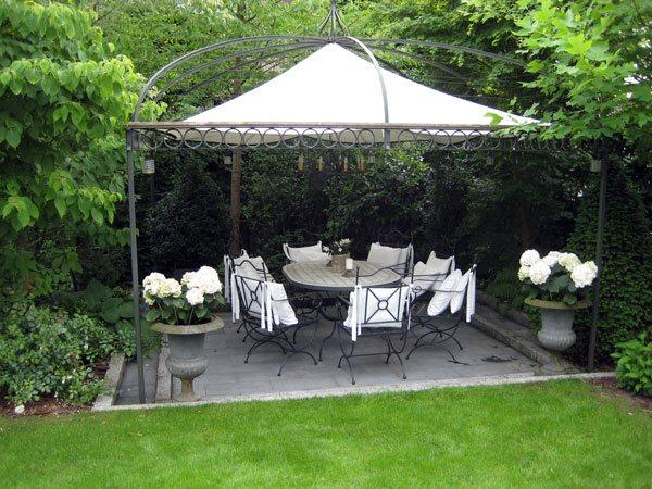 Sitzplätze Im Garten Bilder