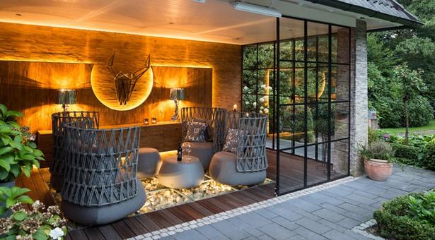 Terrassengestaltung modern for Terrassengestaltung modern