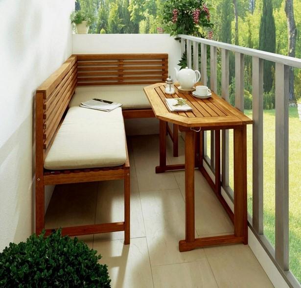 Balkonmöbel-Set Für Kleinen Balkon 2021