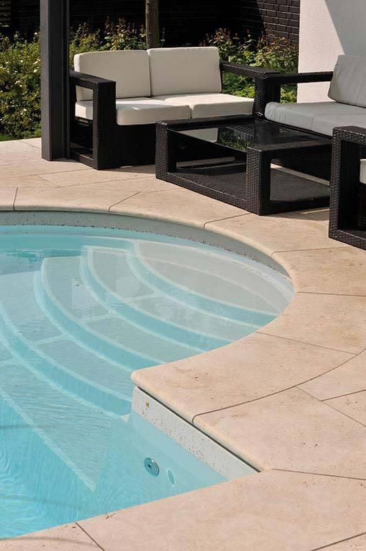 pool treppe selber bauen
