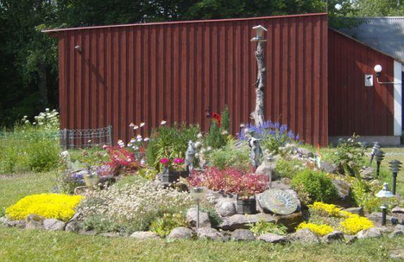 Bilder steingarten vor dem haus for Minimalistischer vorgarten