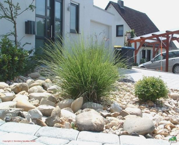 Deko Ideen Steingarten