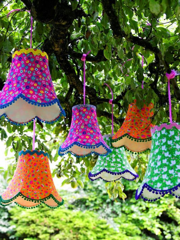 Gartendeko Lampen