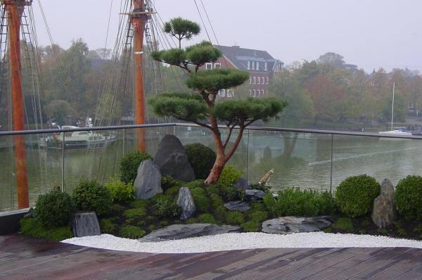 Gartengestaltung Asiatischen Stil