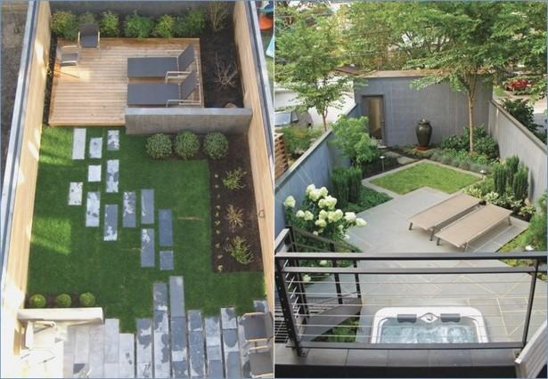 Ideen für kleine gärten bilder