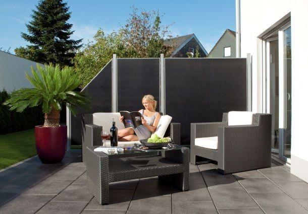 Ideen Für Terrassen Sichtschutz