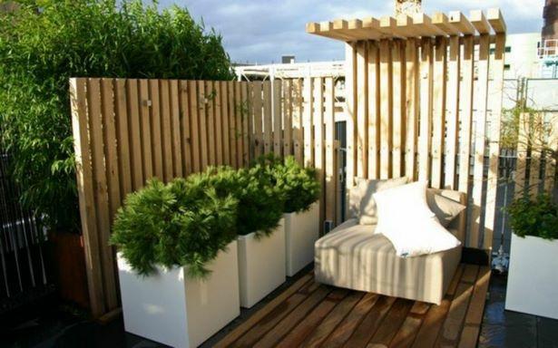 Ideen Fur Terrassen Sichtschutz