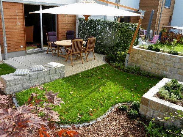 Klein gartengestaltung for Gartengestaltung klein