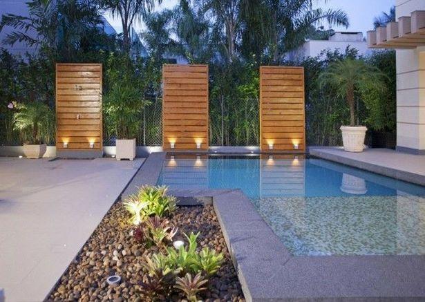 Pool sichtschutz zum nachbarn for Gartengestaltung zum nachbarn