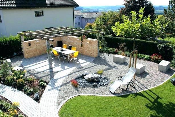 Sitzplatz gestalten - Kleingarten gestalten ...