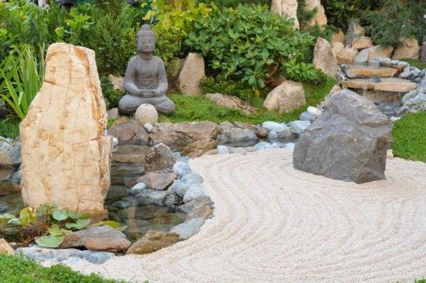 Stein Garten Bilder