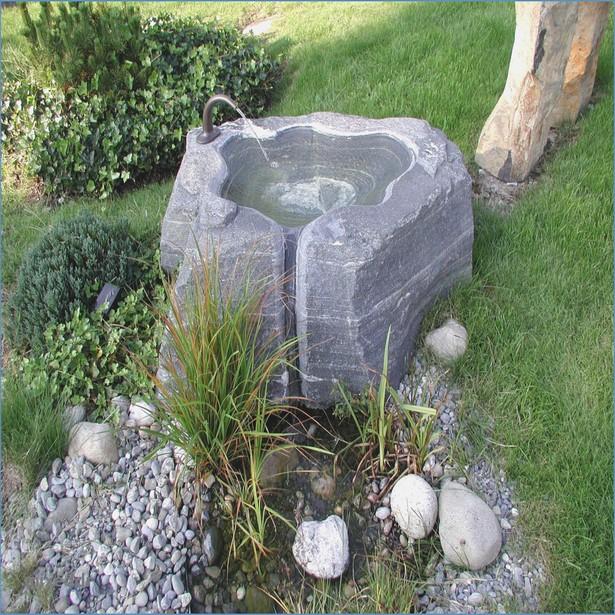 Stein Garten Selber Bauen