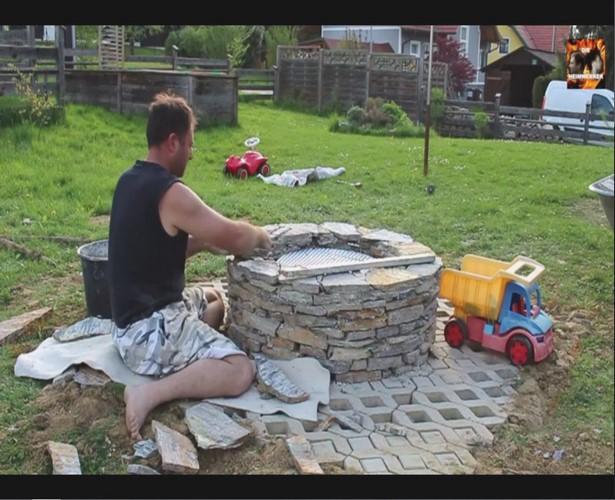 Feuerstelle garten gesta ~ 22013838_Feuerstelle Im Garten Mit Sitzplatz