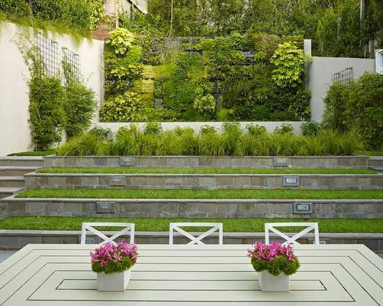 Garten Am Hang Ideen Bilder