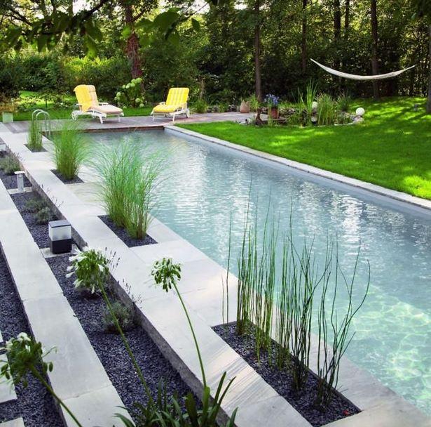 Garten Ideen Pool